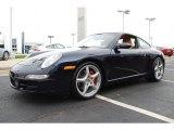 2008 Midnight Blue Metallic Porsche 911 Carrera S Coupe #22609877