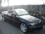 2006 Jet Black BMW 3 Series 330i Convertible #2253690
