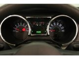2006 Ford Mustang GT Deluxe Convertible Gauges