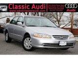 2002 Satin Silver Metallic Honda Accord SE Sedan #22589770