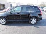 2008 Nighthawk Black Pearl Honda CR-V EX-L 4WD #22596114