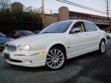 2007 Jaguar X-Type White Onyx
