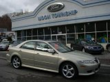 2004 Pebble Ash Metallic Mazda MAZDA6 s Sedan #22553756