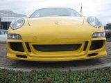 2008 Speed Yellow Porsche 911 Carrera 4S Coupe #22558466