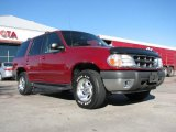 2001 Toreador Red Metallic Ford Explorer XLT V8 #2242553