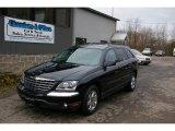 2004 Brilliant Black Crystal Pearl Chrysler Pacifica AWD #22554437