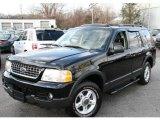 2003 Black Ford Explorer XLT 4x4 #22597001