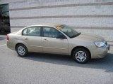 2007 Sandstone Metallic Chevrolet Malibu LS Sedan #22560527
