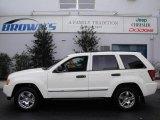 2006 Stone White Jeep Grand Cherokee Laredo 4x4 #22577227