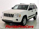 2006 Stone White Jeep Grand Cherokee Laredo #22549228
