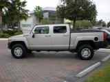 2009 Boulder Gray Metallic Hummer H3 T Alpha #2258479