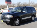 2008 Black Lincoln Navigator Luxury 4x4 #2253979