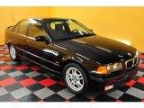 1997 Jet Black BMW 3 Series 328i Sedan #22689704
