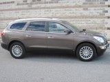 2009 Cocoa Metallic Buick Enclave CXL AWD #22691781