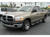 2006 Light Khaki Metallic Dodge Ram 1500 ST Quad Cab #22689008