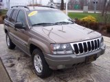 2002 Woodland Brown Satin Glow Jeep Grand Cherokee Sport 4x4 #22694822