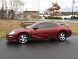 2003 Ultra Red Pearl Mitsubishi Eclipse GS Coupe #22687694