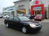 2005 Black Chevrolet Malibu LS V6 Sedan #22684823