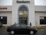 2005 Pitch Black Ford Focus ZX4 S Sedan #22681906