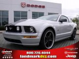 2006 Satin Silver Metallic Ford Mustang GT Premium Coupe #22683802