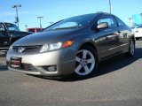 2006 Galaxy Gray Metallic Honda Civic EX Coupe #22552231