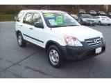 2006 Taffeta White Honda CR-V LX 4WD #22558890