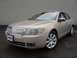 2008 Dune Pearl Metallic Lincoln MKZ Sedan #22680874