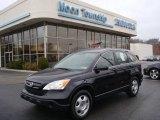 2007 Nighthawk Black Pearl Honda CR-V LX 4WD #22684838