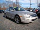 2008 Silver Birch Metallic Ford Fusion SE #22552834