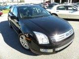 2008 Black Ebony Ford Fusion SEL V6 #22556209