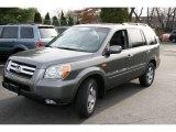 2007 Nimbus Gray Metallic Honda Pilot EX-L 4WD #22679203