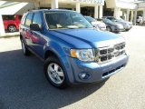 2009 Sport Blue Metallic Ford Escape XLT V6 #22556210
