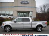 2010 Ingot Silver Metallic Ford F150 Platinum SuperCrew 4x4 #22676550