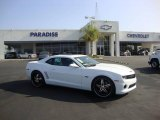 2010 Summit White Chevrolet Camaro SS/RS Coupe #22690917