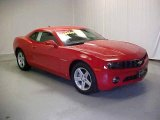 2010 Victory Red Chevrolet Camaro LT Coupe #22559223