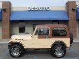 1982 Jeep CJ7 Laredo 4x4