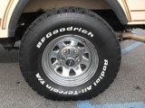 Jeep CJ7 Wheels and Tires