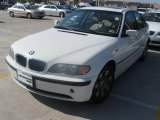 2002 Alpine White BMW 3 Series 325i Sedan #22771863