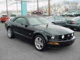 2007 Black Ford Mustang GT Premium Convertible #22773482