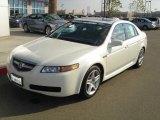 2004 White Diamond Pearl Acura TL 3.2 #2278377