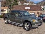 2002 Estate Green Metallic Ford Explorer Sport Trac 4x4 #22773372