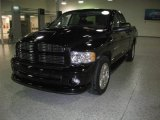 2004 Black Dodge Ram 1500 SLT Quad Cab #2276220