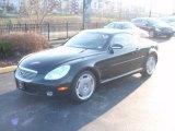 2003 Midnight Pine Green Pearl Lexus SC 430 #22772297
