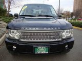 2007 Buckingham Blue Metallic Land Rover Range Rover Supercharged #22774096