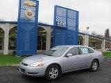 2006 Glacier Blue Metallic Chevrolet Impala LT #22761941