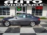 2007 Sparkling Graphite Metallic BMW 3 Series 328i Coupe #22771027