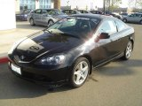 2006 Nighthawk Black Pearl Acura RSX Type S Sports Coupe #2278375