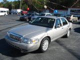 2009 Silver Birch Metallic Mercury Grand Marquis LS #22775057