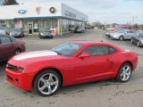 2010 Victory Red Chevrolet Camaro LT/RS Coupe #22773150