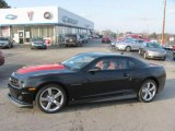 2010 Black Chevrolet Camaro SS/RS Coupe #22773149